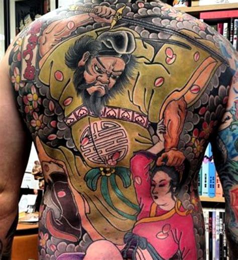 japanese tattoo artist london horikitsune holy fox tattoos london uk tattoo life