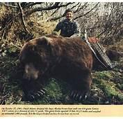 World Record Brown Bear