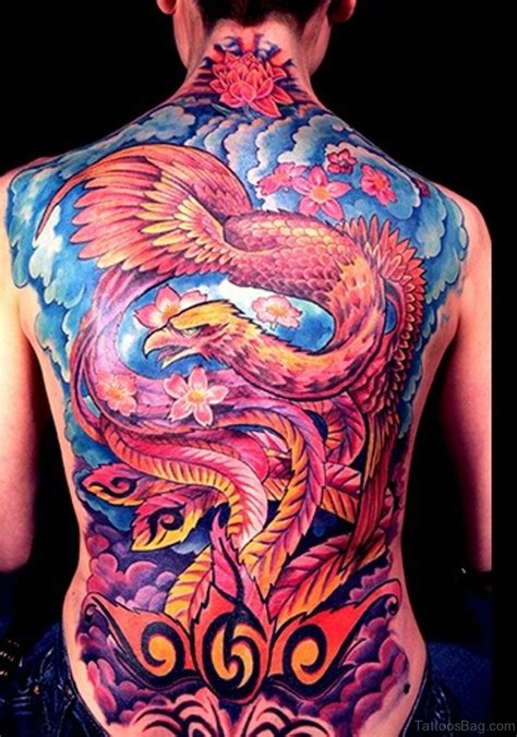 phoenix back tattoo 60 tattoos for back