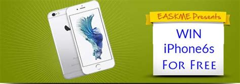 Iphone Giveaway Contest - subscribe easkme win iphone 6s giveaway