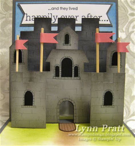 how to make a pop up castle card st n design castle pop up card
