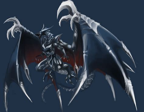 bahamut final fantasy by alantyn on deviantart final