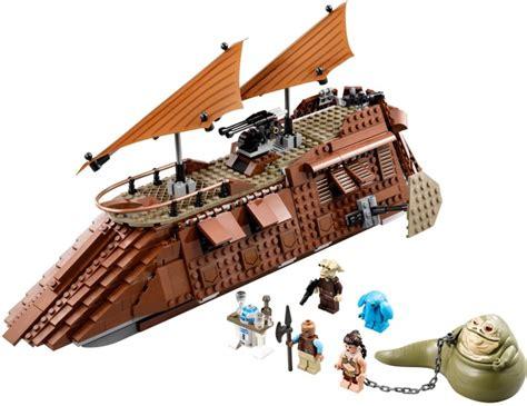 tutorial armi lego 75020 1 jabba s sail barge brickset lego set guide and