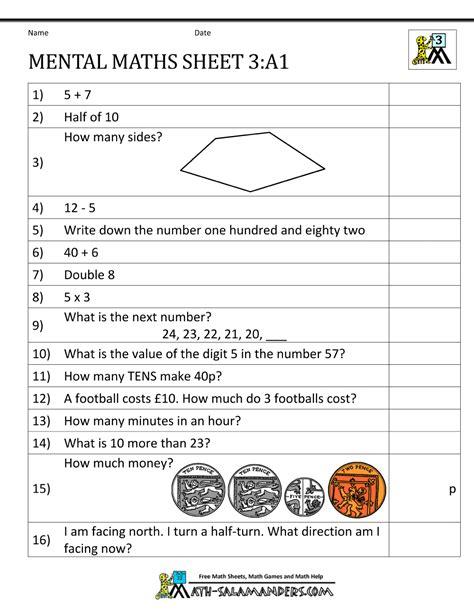 basic mental maths tests year 3 1 gif 1 000 215 1 294 pixels