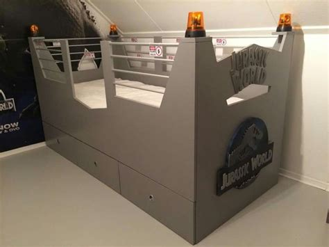 jurassic park bedroom want to cage your kids try the jurassic park bunk bed a