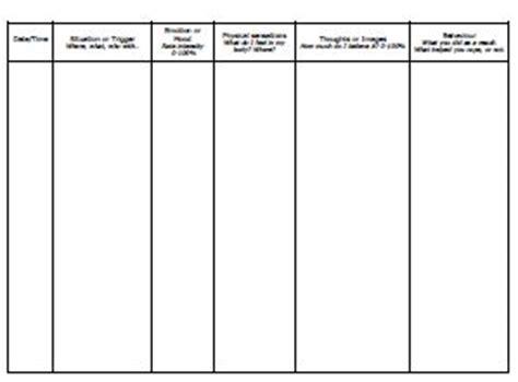 getselfhelpcouk  downloads cbt worksheets leaflets