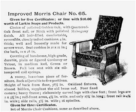 Handcrafted Morris Chairs Amp Custom Furniture