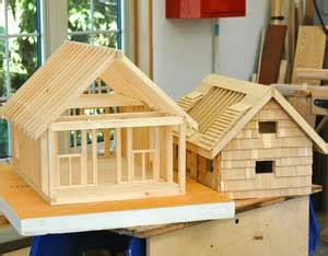 model houses to build scale models the secret to great homestead construction