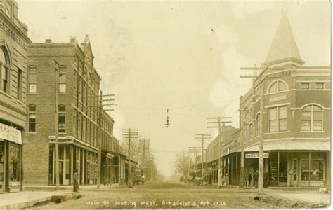 Arkadelphia Post Office by Local History Gallery Archives Obu Archives