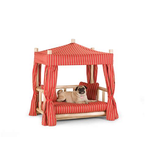 cabana bed rustic dog cabana bed la lune collection