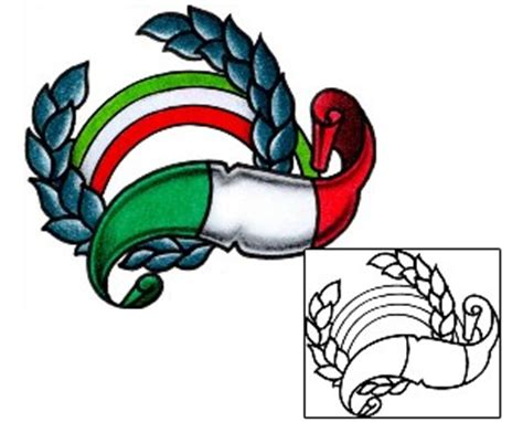 sicilian flag tattoo designs sicilian flag designs clipart best