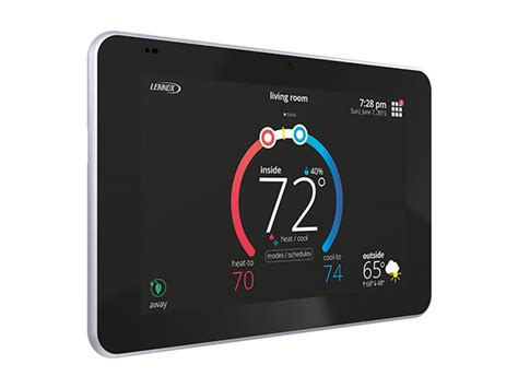 Lennox I Comfort by Bs Climatisation Laval Shore Thermostats Lennox