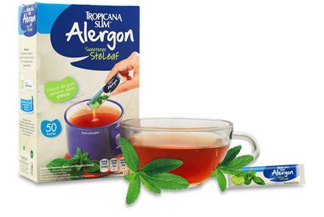 Stevia Drop Pengganti Gula Bebas Kalori tropicana slim alergon steleaf dari daun stevia