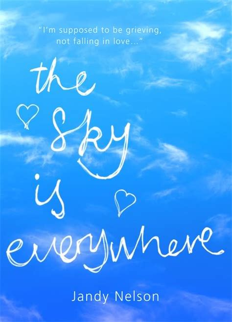 a sky of books the book s book review the sky is everywhere