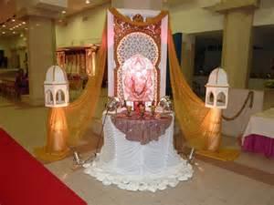 Ganpati Decoration Idea Ganesh Chaturthi Decoration God Wallpapers