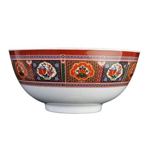 Peacock Melamine Tray It Or It by Thunder 5206tp Peacock Melamine Rice Bowl 25 Oz