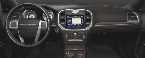 image gallery 2014 chrysler 300 interior