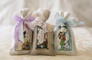 Wedding Favors Vintage by Vintage Soap Satchels For Wedding Favors Onewed