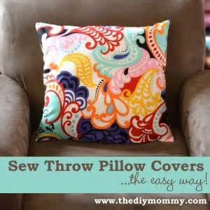 how to make sofa pillow covers dennis the diy