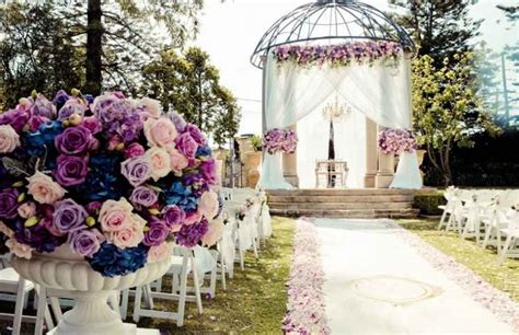 include   garden wedding