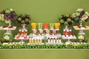 Large Clear Vase Veggie Centerpiece Arrangements Weddings By Lilly