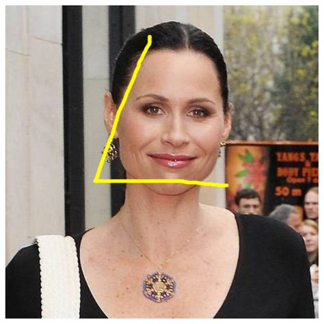 celebrities with triangle shaped face how to identify your face shape and why it matters my