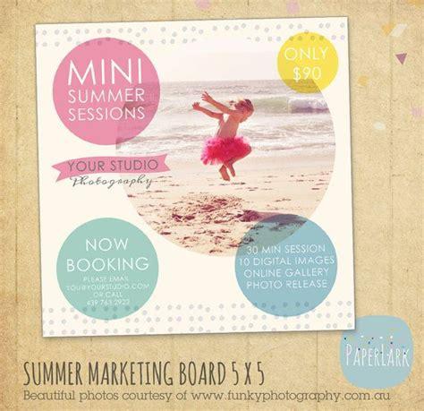 template photoshop summer summer mini marketing board mini sessions photoshop