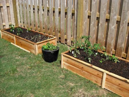 Do It Yourself Raised Garden Beds by Ten Dollar Cedar Raised Garden Beds Do It Yourself Home