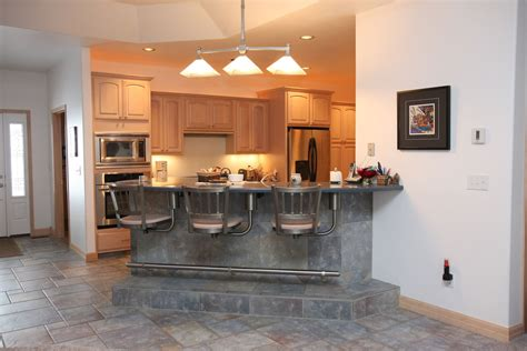 kitchen with breakfast bar designs kitchen islands with breakfast bar decofurnish