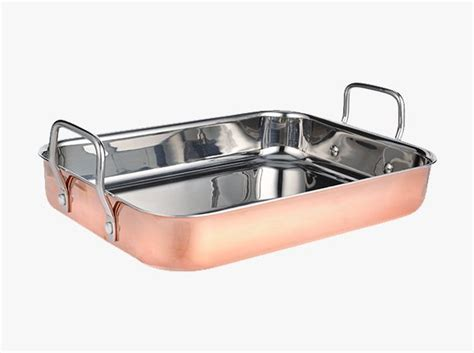 10 In Ceramic Pan With Copper Heat Conductor by Choosing Cooking Baking Equipment