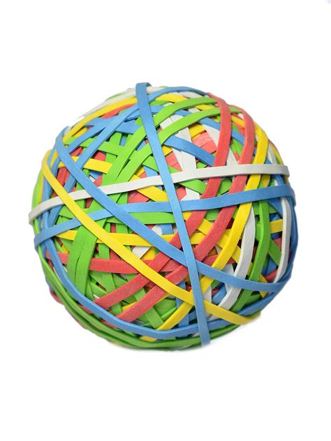 colored rubber bands acco colored rubber band