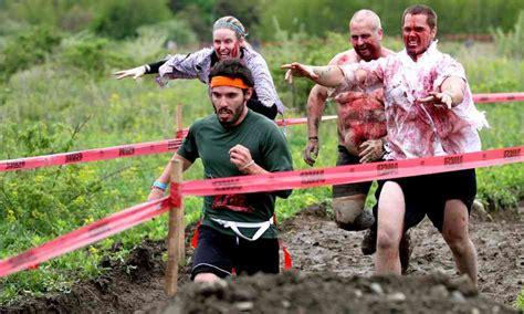 Zombies Run To 5k what s it like to run the 5k newsarama