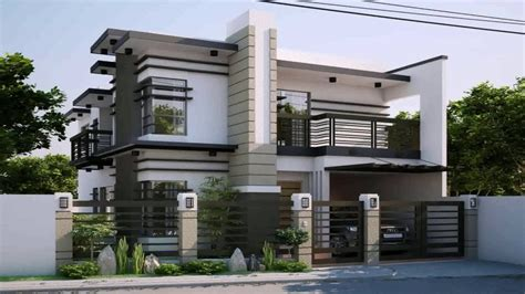 House Design Floor Plan Philippines fence design for small house in the philippines youtube