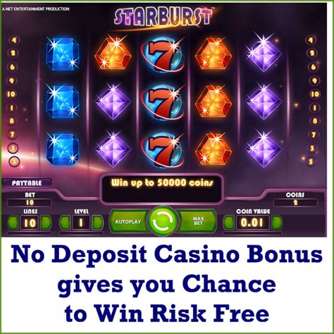 Casino No Deposit Bonus Win Real Money - no deposit casino bonuses all casinos offering free chips in