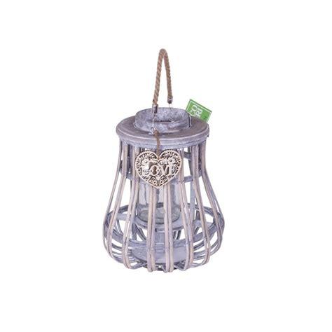 lanterna giardino lanterna da giardino in legno grigia 34 cm brico casa