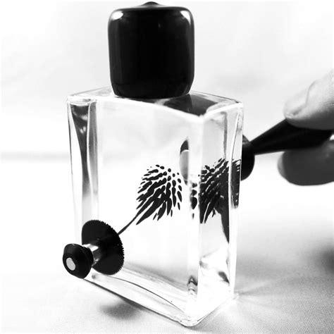 Ferrofluid Desk by Squared Magnetic Ferrofluid Desktop Display 60ml