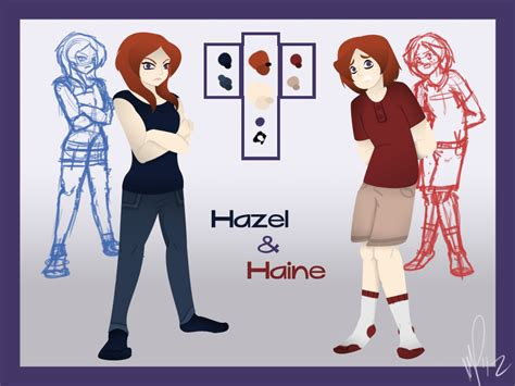 N 8 Hazel hazel n haine character page by minnamouse101 on deviantart