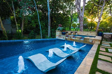 Fireplace Rock Ideas the hottest poolside landscape trends to shape your
