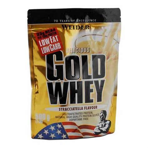 Weider Whey Weider Gold Whey Stracciatella Powder A Dietary Supplement