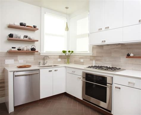 backsplash in white kitchen 50 kitchen backsplash ideas
