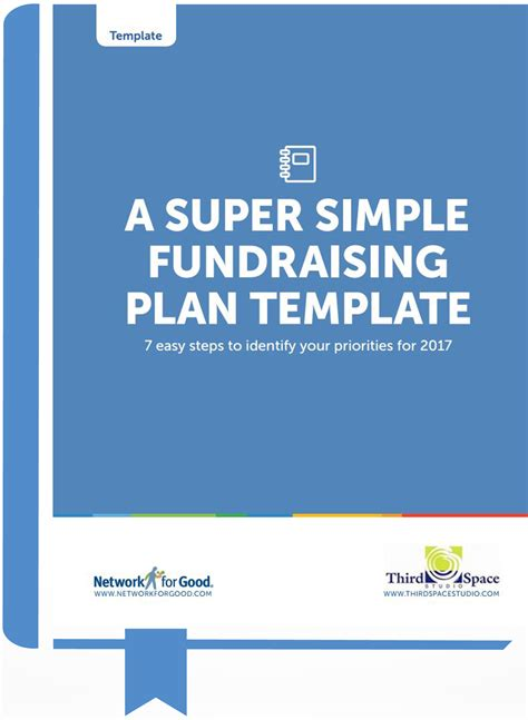 The Super Simple Fundraising Plan For Nonprofits Fundraising Marketing Plan Template