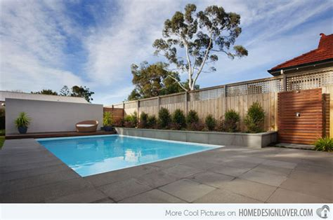 Backyard Pools Melbourne 15 Great Small Swimming Pools Ideas Home Design Lover