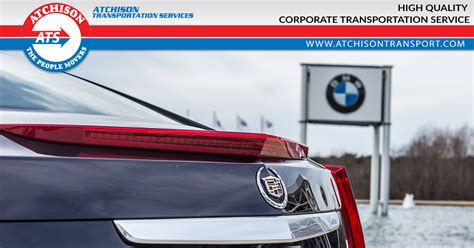Corporate Transport Services by Greenville Spartanburg Airport Atchison Transport Services