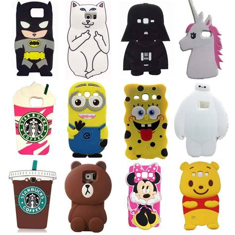 Silicon Casing Softcase 3d Samsung Note 4 9 3d soft silicone back cover for samsung