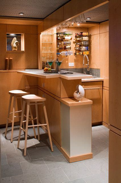 small basement bar future home ideas