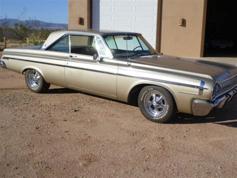 1964 dodge for sale 1964 dodge polara 50th golden anniversary edition for sale