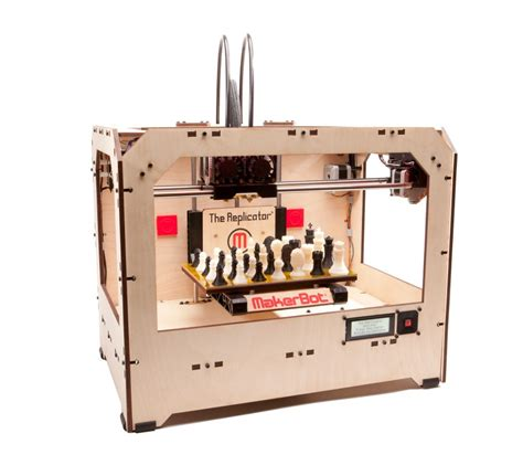 bringing home 3d printing with marketbot printers rapid