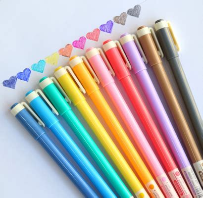 best erasable pens best erasable pens of 2018 high quality gel pens that