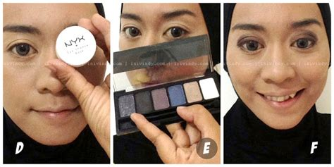 tutorial hijab yudisium ini vindy yang ajaib tutorial make up natural dan hijab