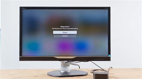 how to put your to sleep how to set up the apple tv macworld uk